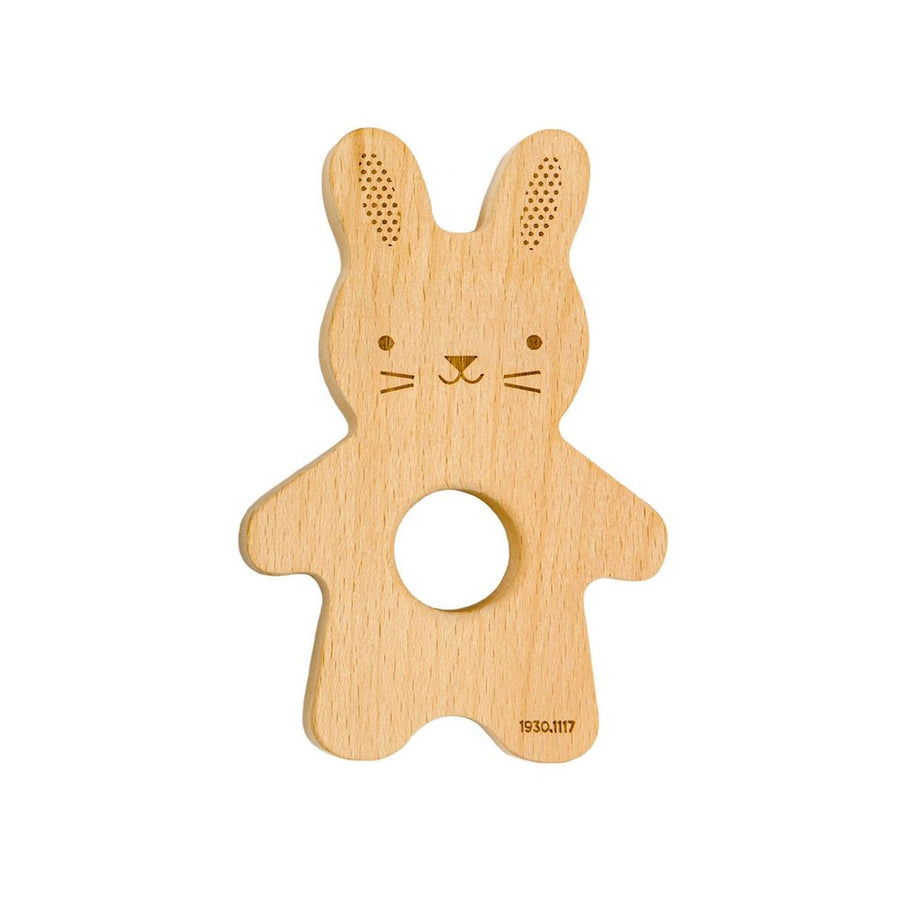 Bunny Teether - Petit Collage - Oompa Toys