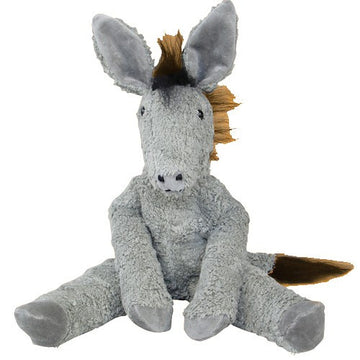 Organic Cotton Plush Donkey