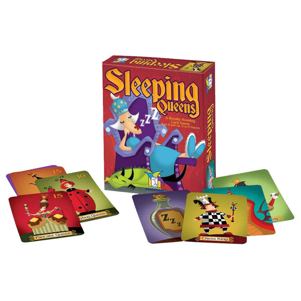Sleeping Queens Card Game - Gamewright - Oompa Toys