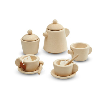 Plan Toys Tea Set - Oompa Toys
