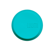 plastic free reusable silicone sealed lid - LuumiLife