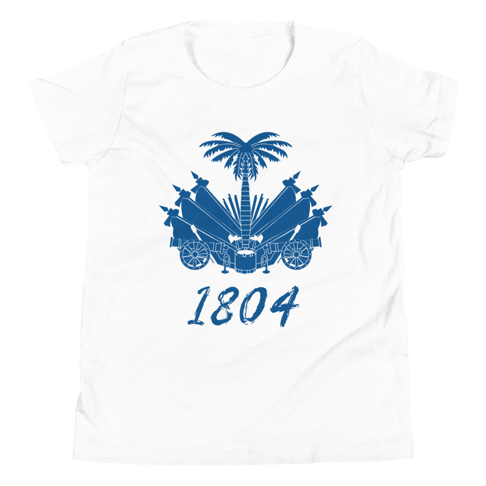 Blue 1804 Youth Tee