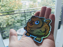 Load image into Gallery viewer, Meow Cat Foil Sticker
