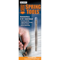 "Spring Tools 5/16"" Cold Chisel"