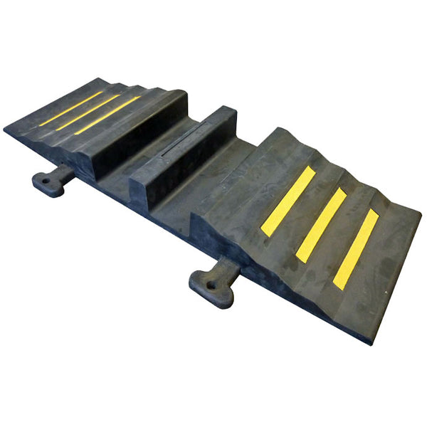 Rubber Hose Ramp, Medium Two Channel