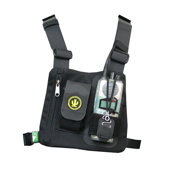 Radio Harness -4 Way with Cell Pocket