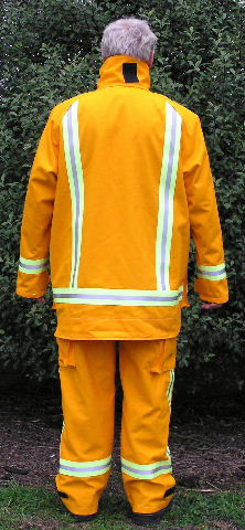 Rural Fire Fighting Suit