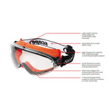 Scope Optics Velocity Extreme Goggles