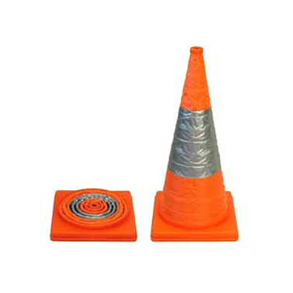 Traffic Road Cones - Collapsible