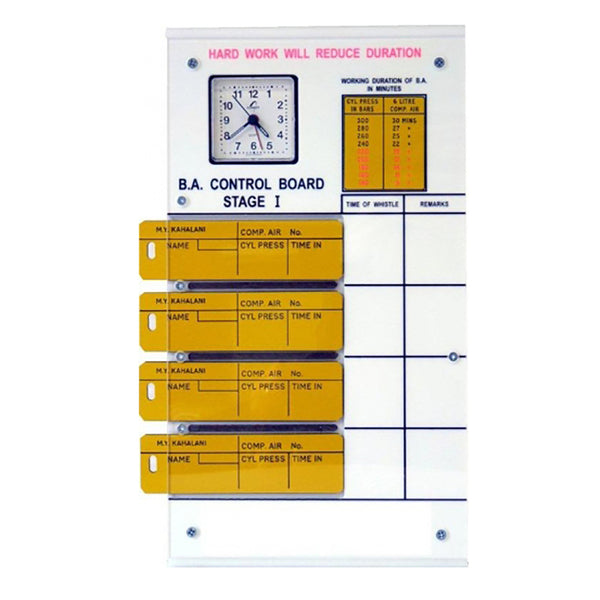 BA Rapid Entry Boards