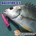 BASSDAY BACKFIRE 65 - Prospinning - Pesca