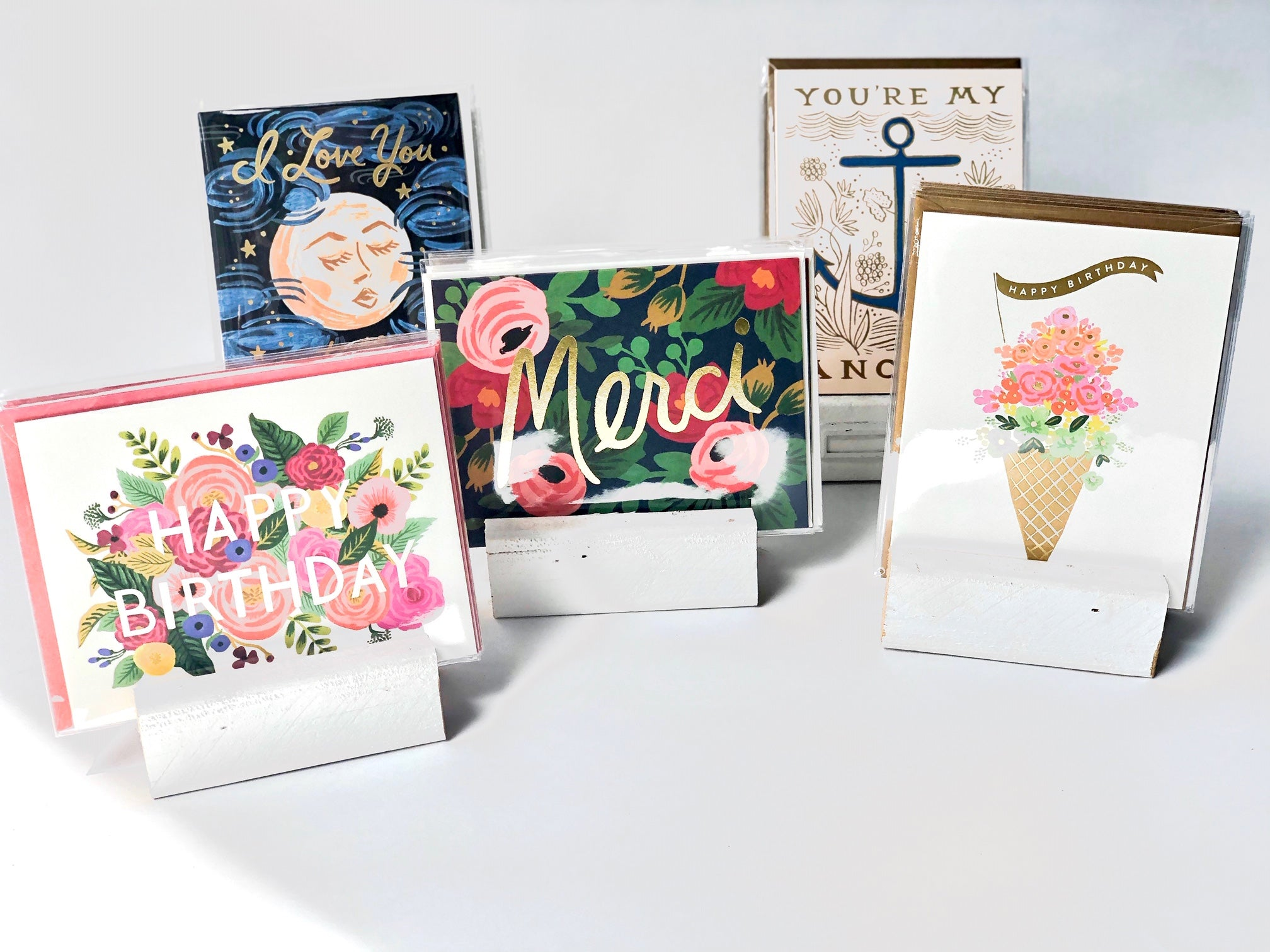 Greeting Card Packet - Élan Flowers