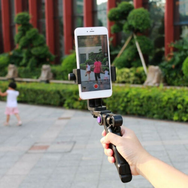 For iplone mobile video capture multi-function bracket
