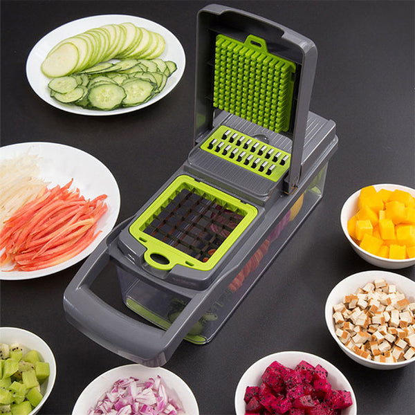 Kitchen Slicer Holder Tomato Lemon Vegetable Cutter