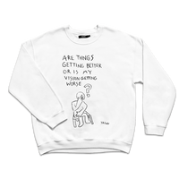 Questioning Sweatshirt