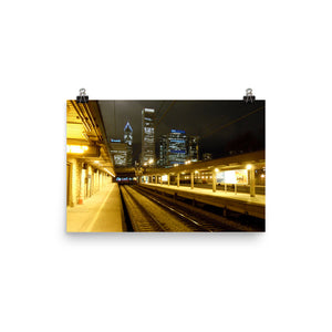 Local Artist Chicago Series 3 Poster Matte