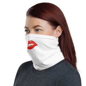 Humorous Lips Neck gaiter