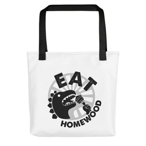 EAT Homewood Tote bag