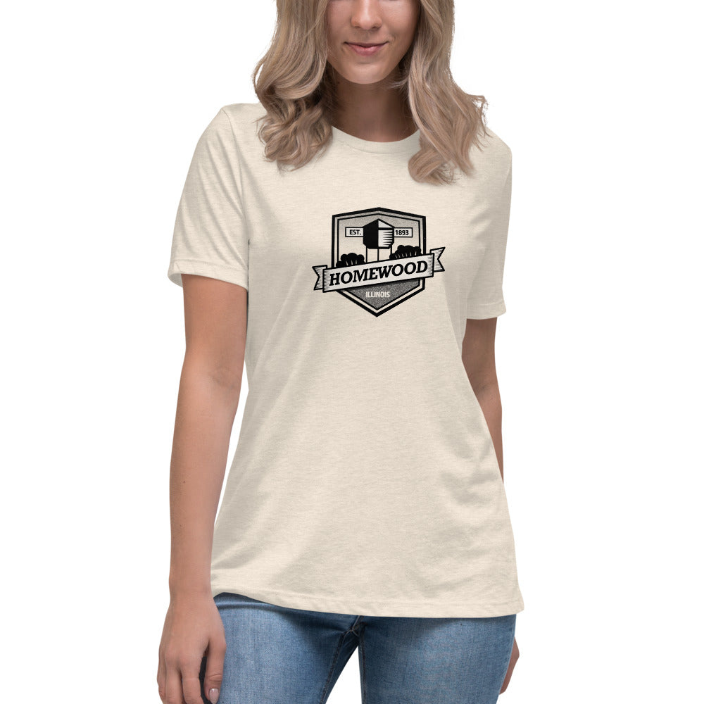 Homewood Pride 5 Women's Relaxed T-Shirt