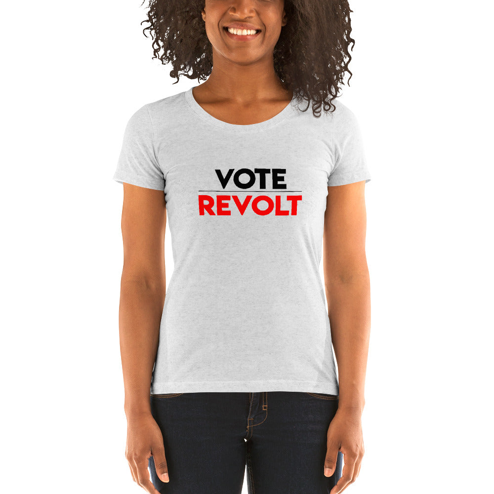 Politics VR Ladies' short sleeve t-shirt