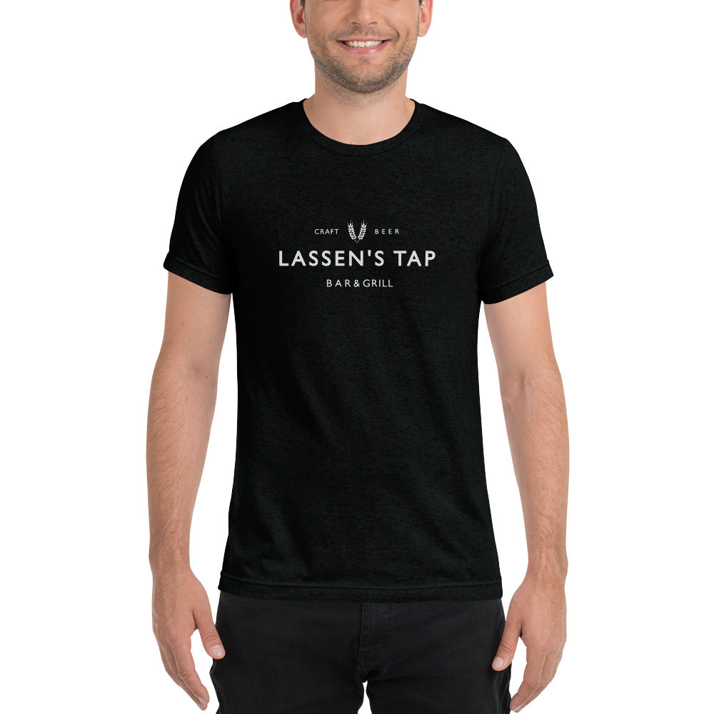 Local Fave Lassens Dark Short sleeve t-shirt