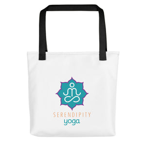 Local Fave Serendipity Yoga Tote bag
