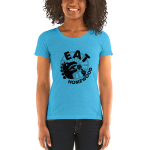 EAT Homewood Ladies' short sleeve t-shirt