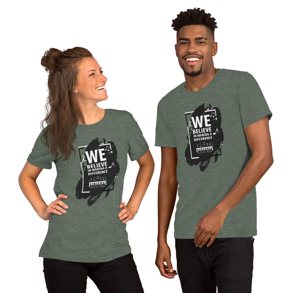 Local Fave Melody Mart Short-Sleeve Unisex T-Shirt