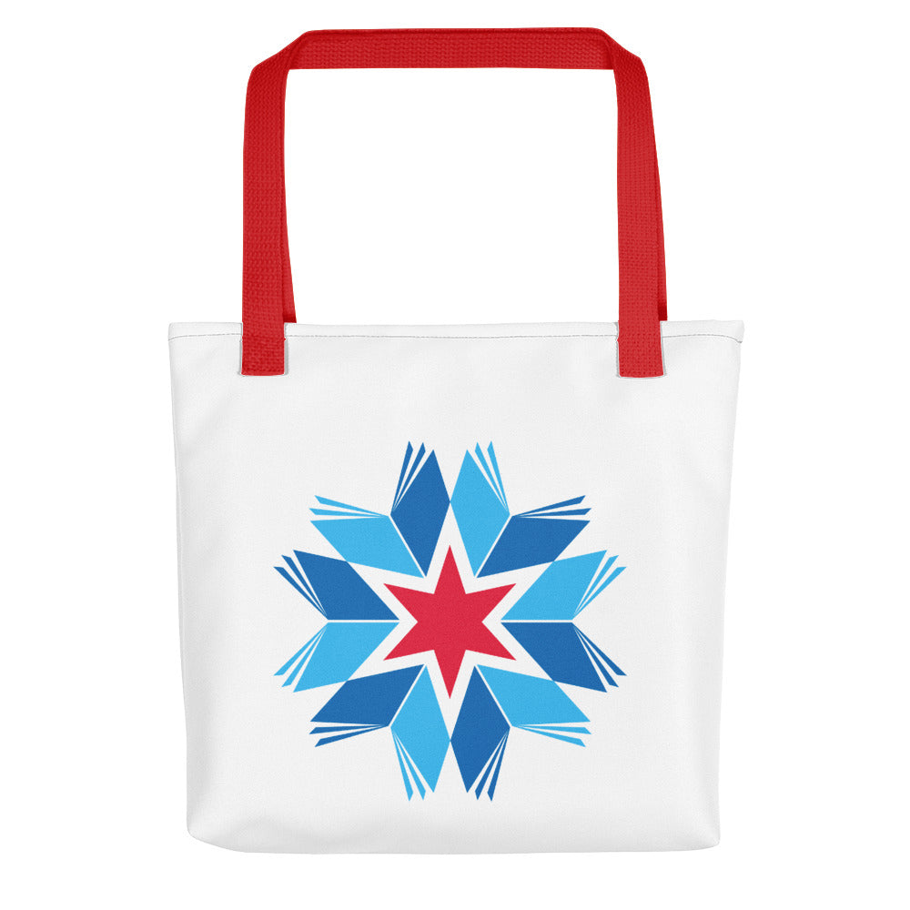 Local Fave Bookies Tote bag