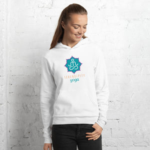 Local Fave Serendipity Yoga Unisex hoodie