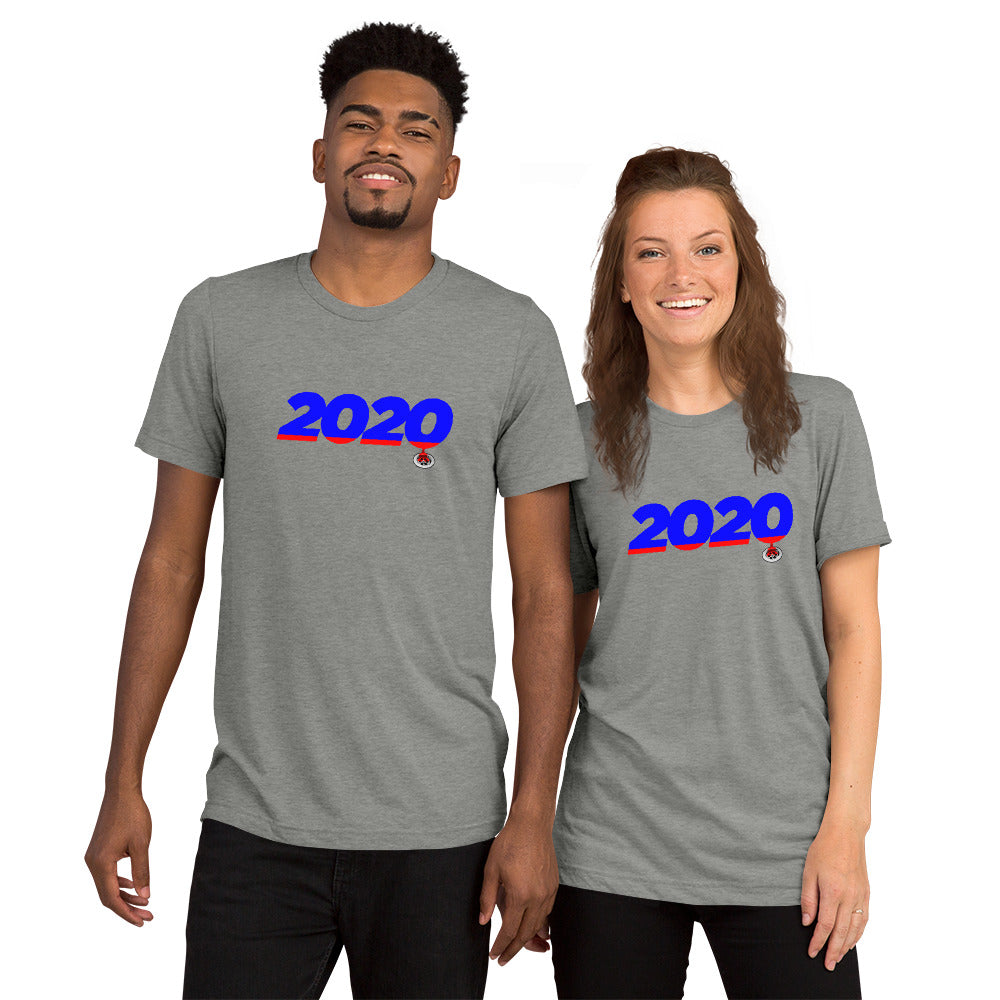 Politics 2020 Unisex Short sleeve t-shirt