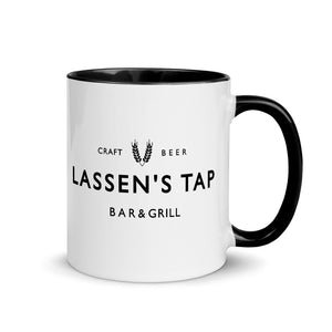 Local Fave Lassens Mug with Color Inside