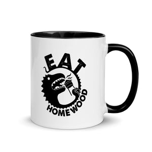 EAT Homewood 6 Mug with Color Inside
