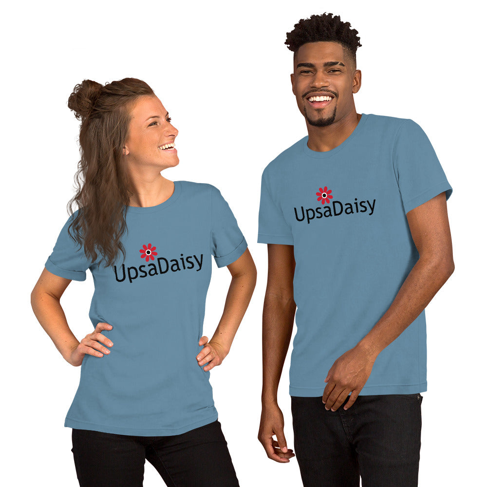 Local Fave Upsadaisy Short-Sleeve Unisex T-Shirt