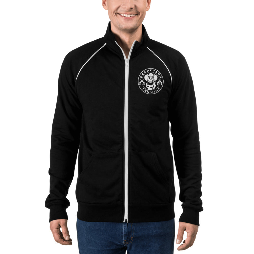 Tequila brand Piped Fleece Jacket