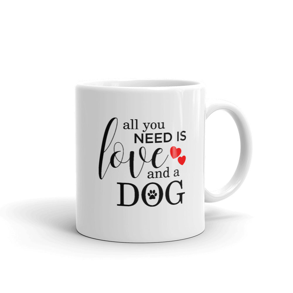 Pet Love Humorous Mug