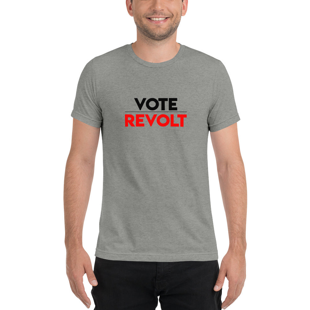 Politics VR Short sleeve t-shirt