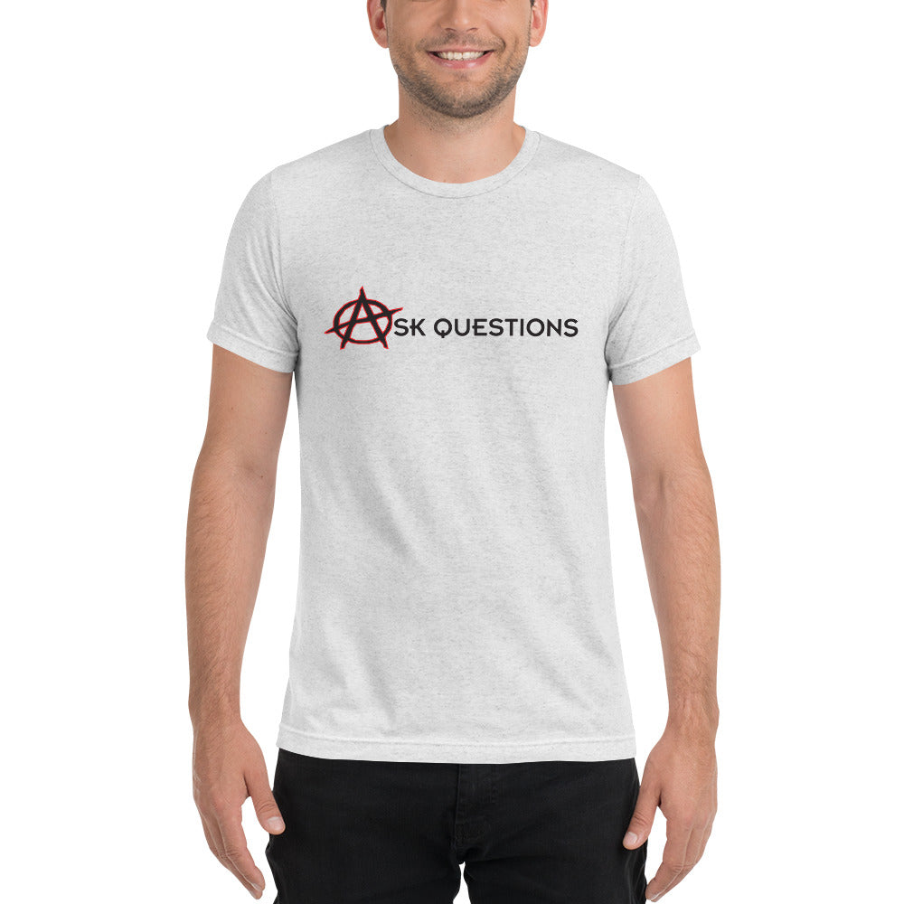 Politics Ask Short sleeve t-shirt