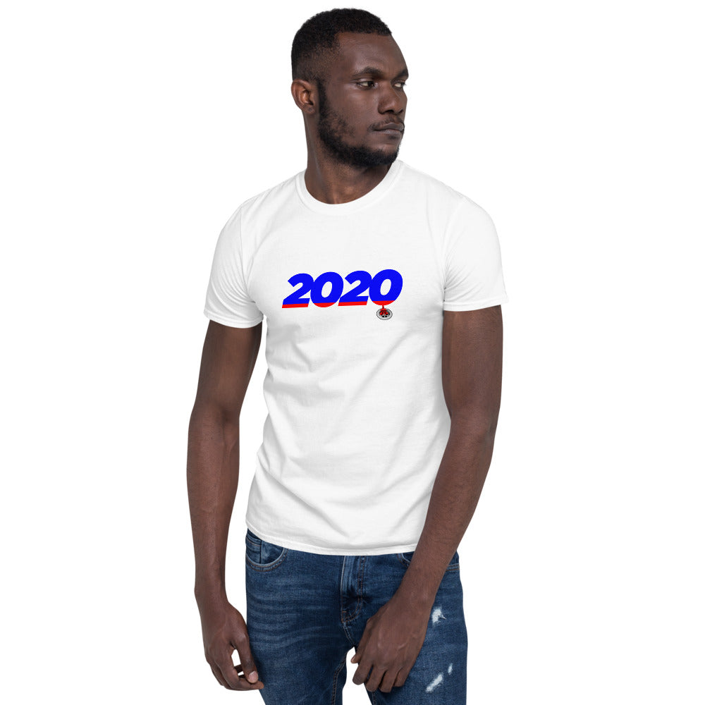 Politics 2020 Short-Sleeve Unisex T-Shirt