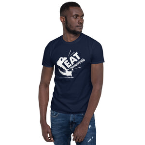EAT Homewood 2 Dark Short-Sleeve Unisex T-Shirt