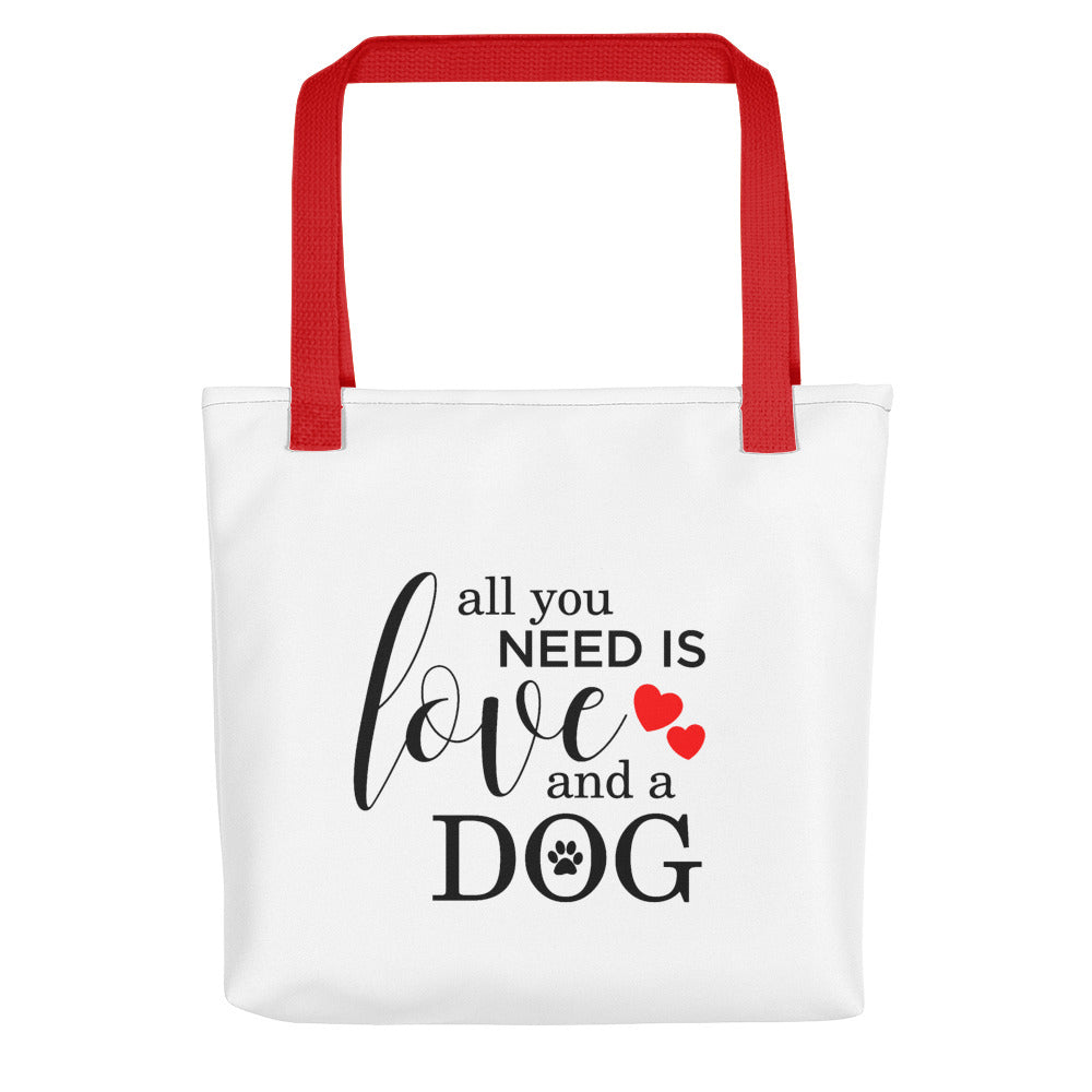Pet Love Humorous Tote bag