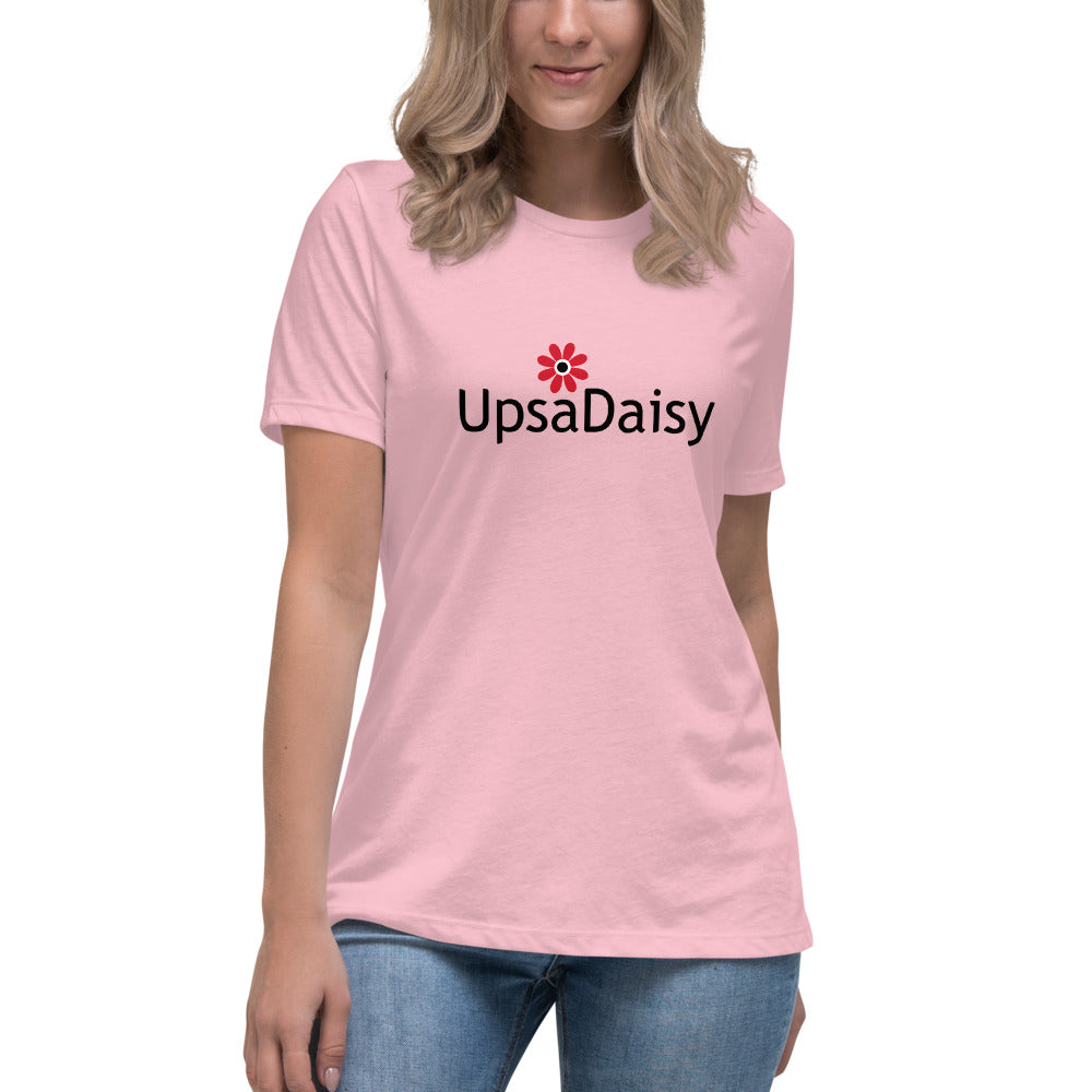 Local Fave Upsadaisy Women's Relaxed T-Shirt