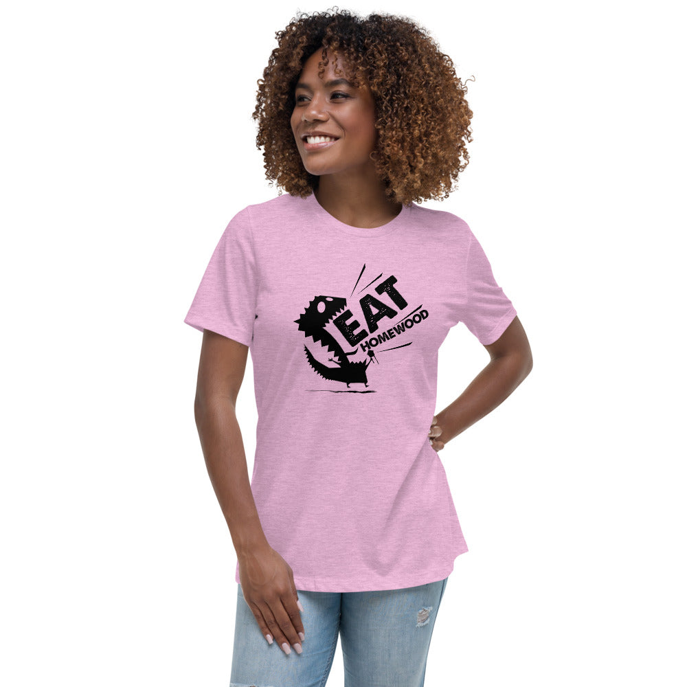 EAT Homewood 2 Women's Relaxed T-Shirt