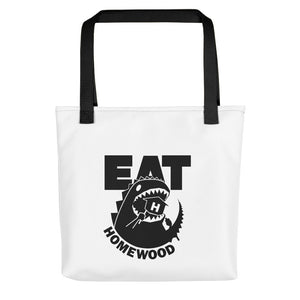 EAT Homewood 5 Tote bag