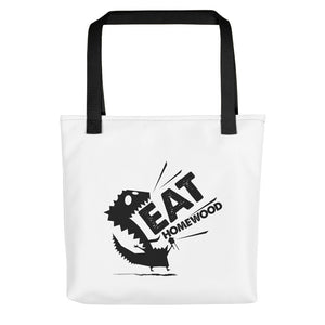EAT Homewood 2 Tote bag
