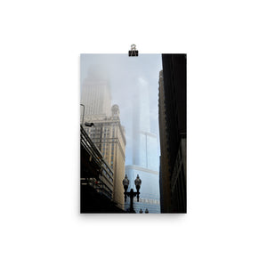 Local Artist Chicago Series 2 Vertical Poster Luster