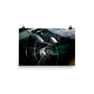 Local Artist Car Series 1 Poster Luster
