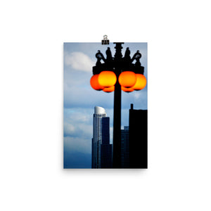 Local Artist Chicago Series 6 Poster Luster
