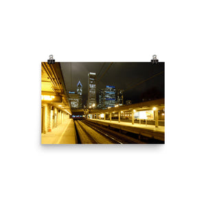 Local Artist Chicago Series 3 Poster Luster