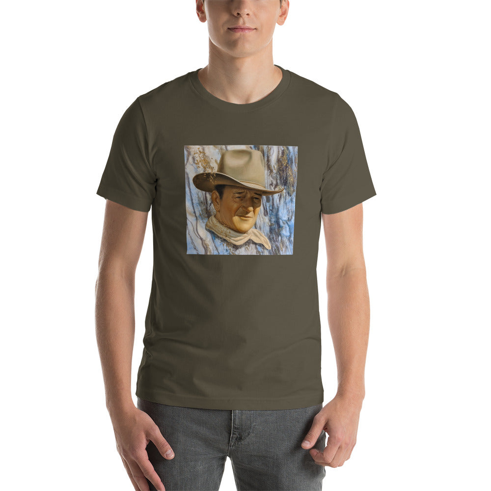 Stergulz The Cowboy Short-Sleeve Unisex T-Shirt